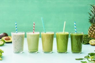 Spring Clean Green Smoothies