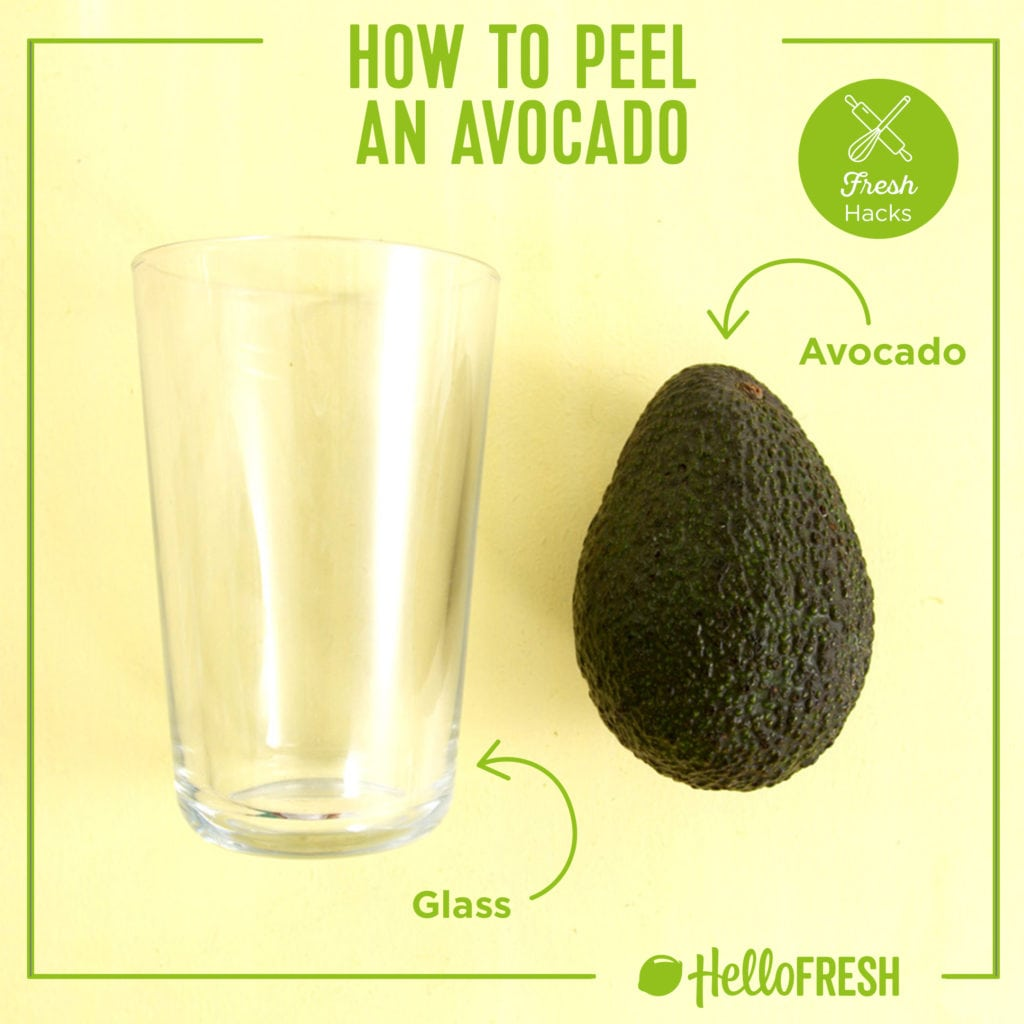 kitchen hacks- hellofresh-tips-how to-avocado