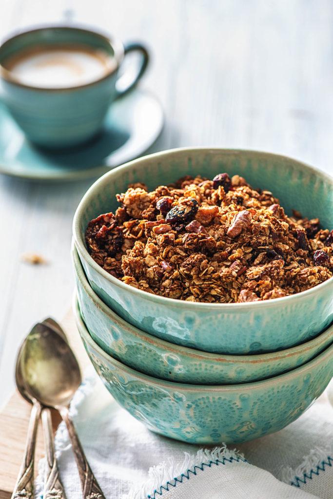 Quick And Easy Homemade Granola Recipes Hellofresh Blog