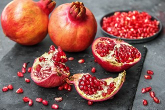 All Hail the Pomegranate! Our Favourite Summer Fruit