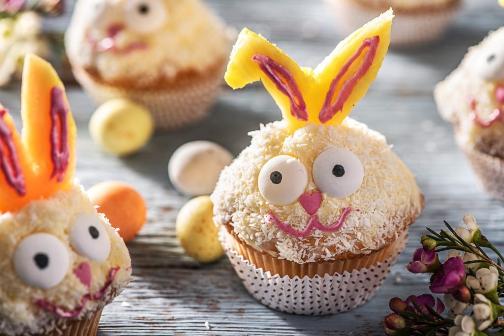 Easter recipes to make with kids