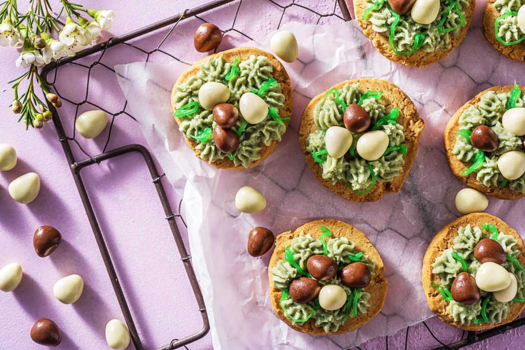 Easter Recipes to make with the kids
