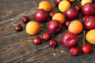 Celebrate August with Stone Fruits!