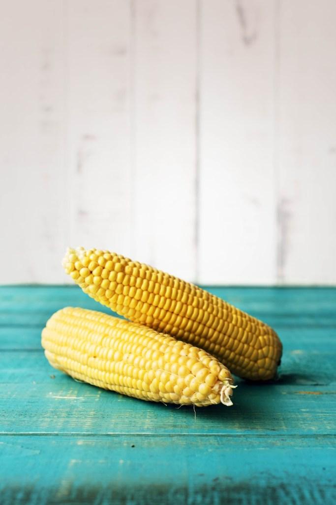 how to store fresh herbs-veggies-corn-HelloFresh