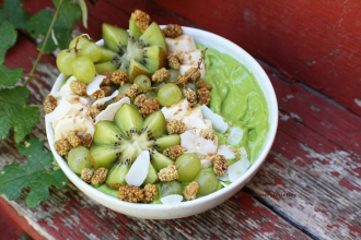 The Winner of Our Smoothie Bowl Challenge is…