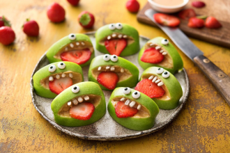 healthy Halloween treats-HelloFresh