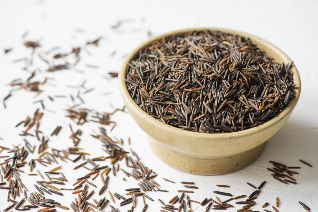 gluten-free grains-wild-rice-HelloFresh