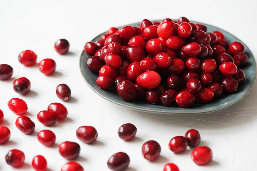 holiday foods-cranberries-Boston-HelloFresh