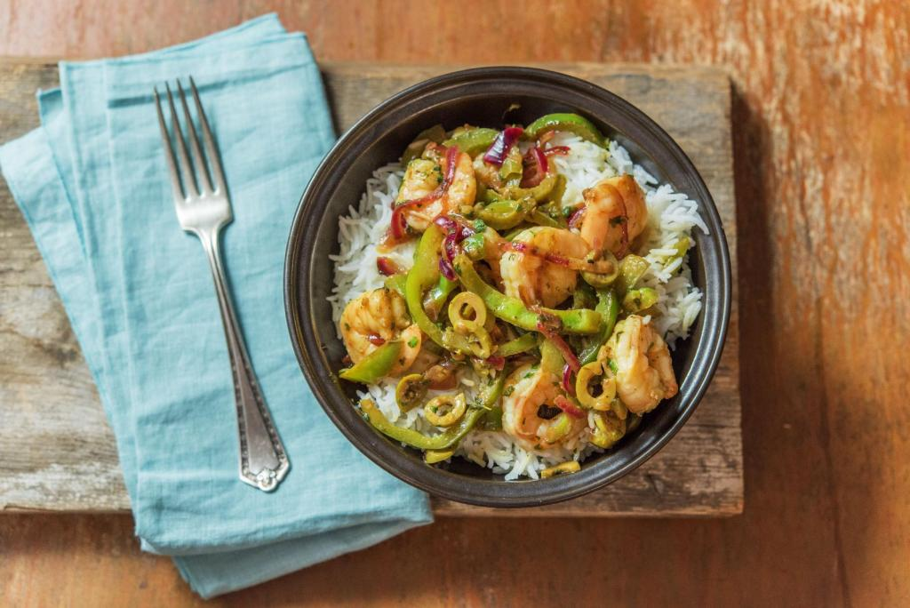 citrus recipes-citrus-skillet-shrimp-HelloFresh