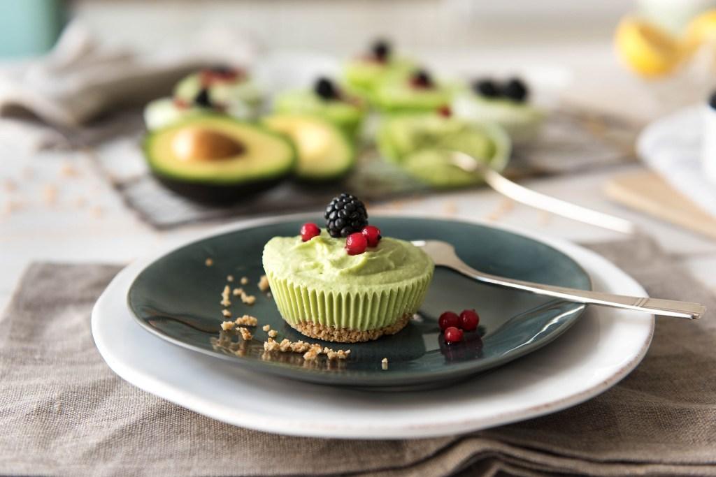 green foods-avocado-tartlet-HelloFresh
