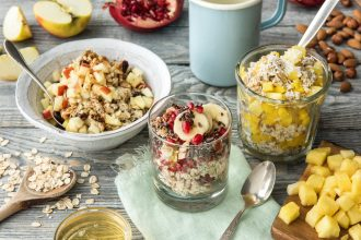 easy breakfast recipes-overnight-oats-HelloFresh