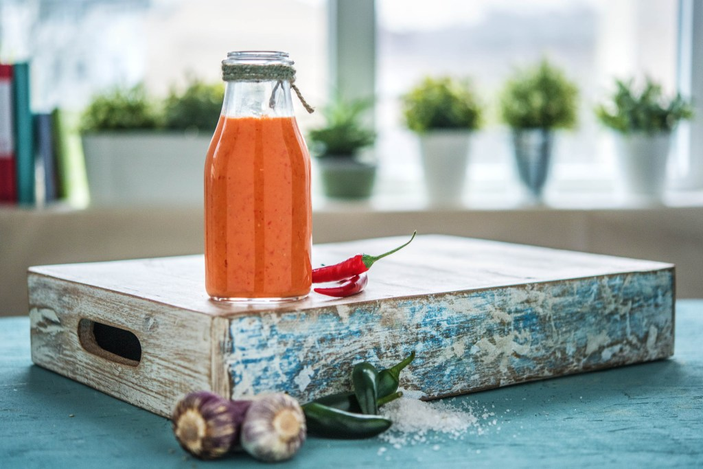 how to make hot sauce-HelloFresh-oregano-recipe