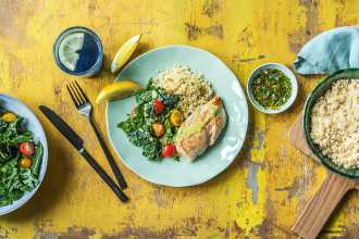 On The Menu Next Week: Carla Hall's Summery Lemon Chicken