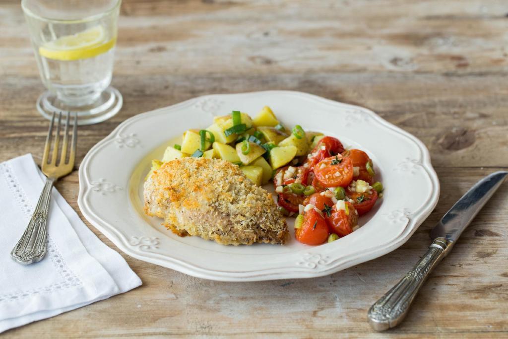 easy summer dinners-chicken parmesan-HelloFresh