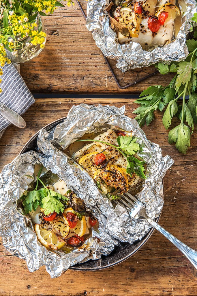 how-to-cook-fish-en-papillote-HelloFresh-grilling recipes