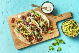 3 Reasons These Are Not Your Average Steak Tacos