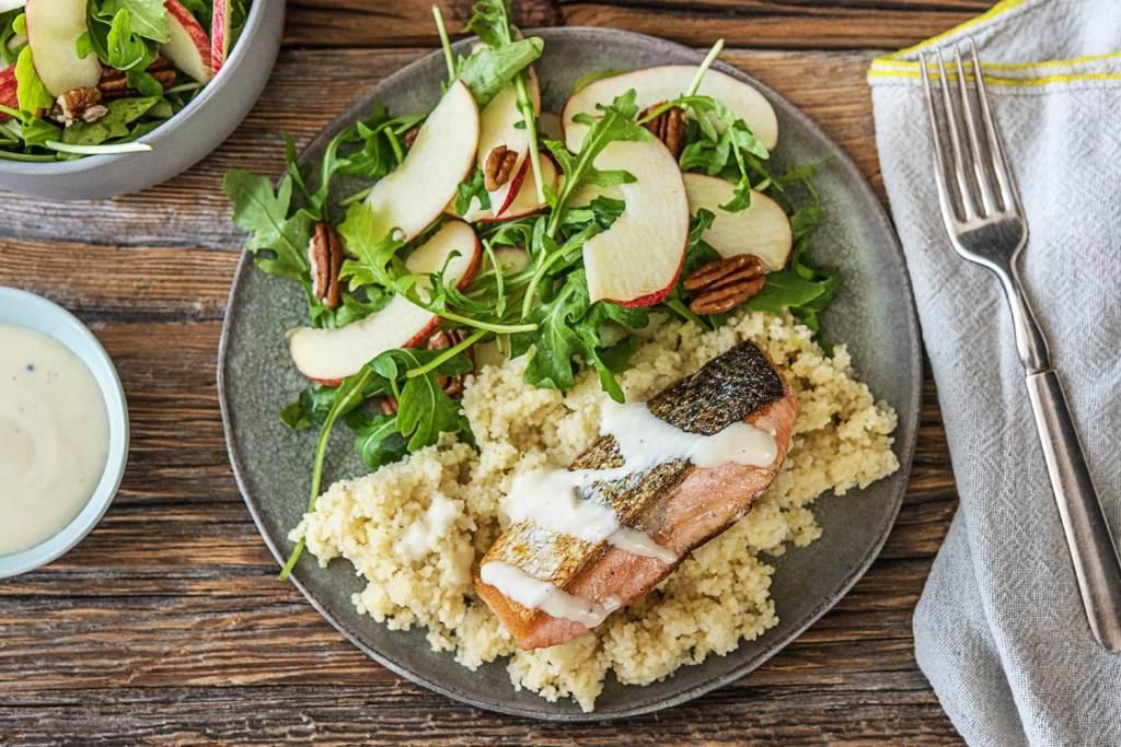 easy salmon recipe-turkish spiced salmon-HelloFresh