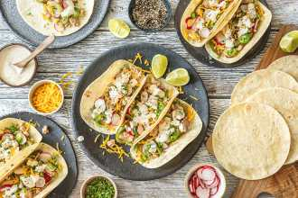 easy Mexican recipes-HelloFresh