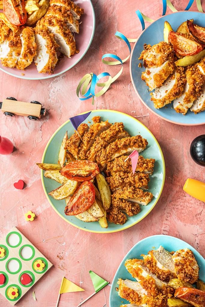 dinner ideas for family-HelloFresh