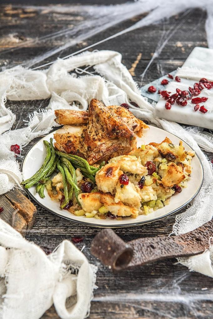 cranberry recipes-HelloFresh-mummy roast