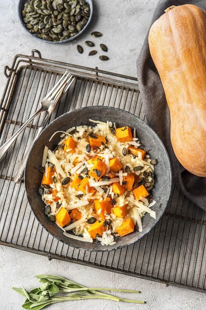 butternut squash risotto-recipe-HelloFresh