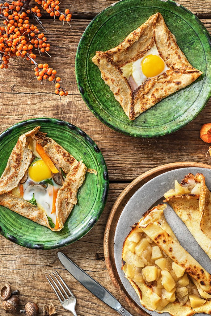 cooking fears-crepes-galettes-recipe-HelloFresh