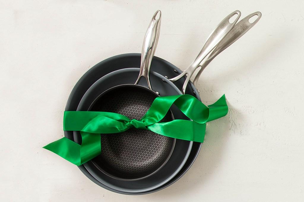 kitchen essentials-nonstick-stainless-steel-fry-pan-HelloFresh