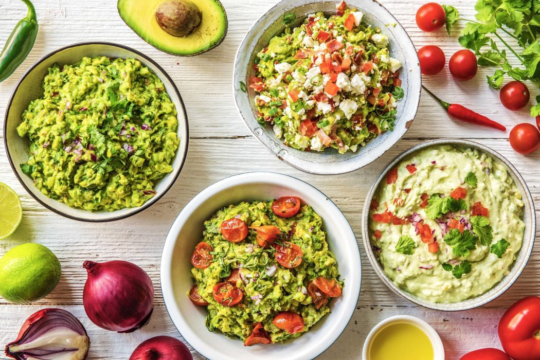 guacamole-super bowl recipes-HelloFresh