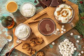 How To Make Hot Chocolate 3 Ways