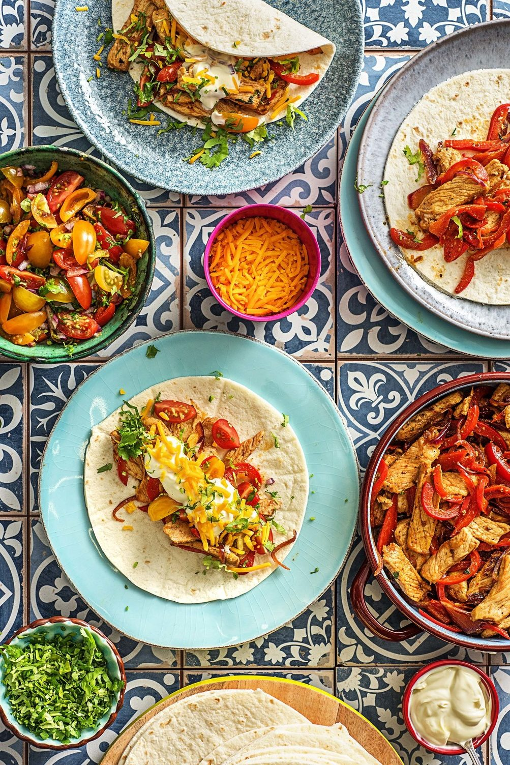 cooking quotes-HelloFresh-fajitas