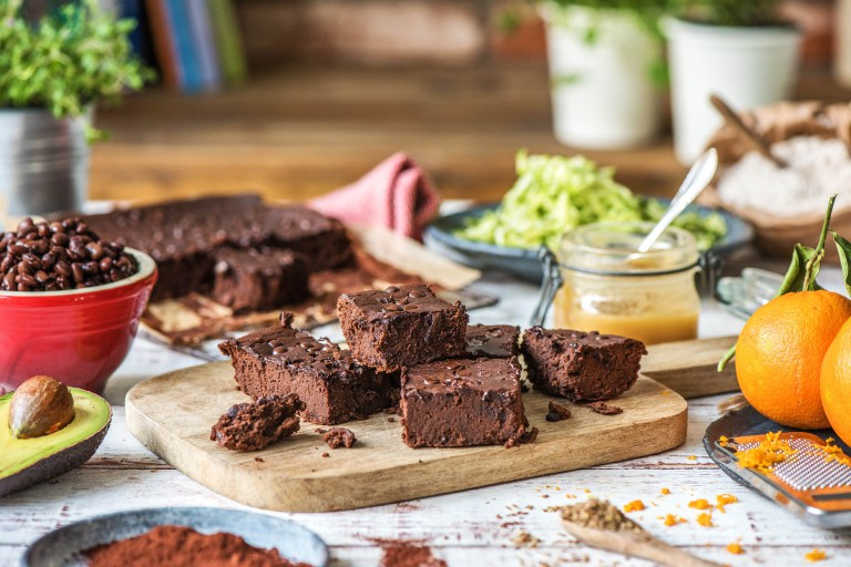 healthy dessert recipes-black-bean-brownies-HelloFresh