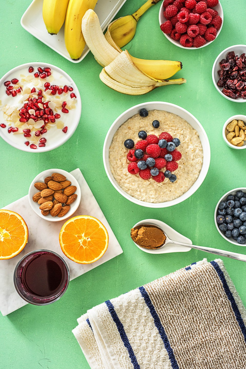 What to eat before and after working out-HelloFresh-fitness-pre workout-breakfast