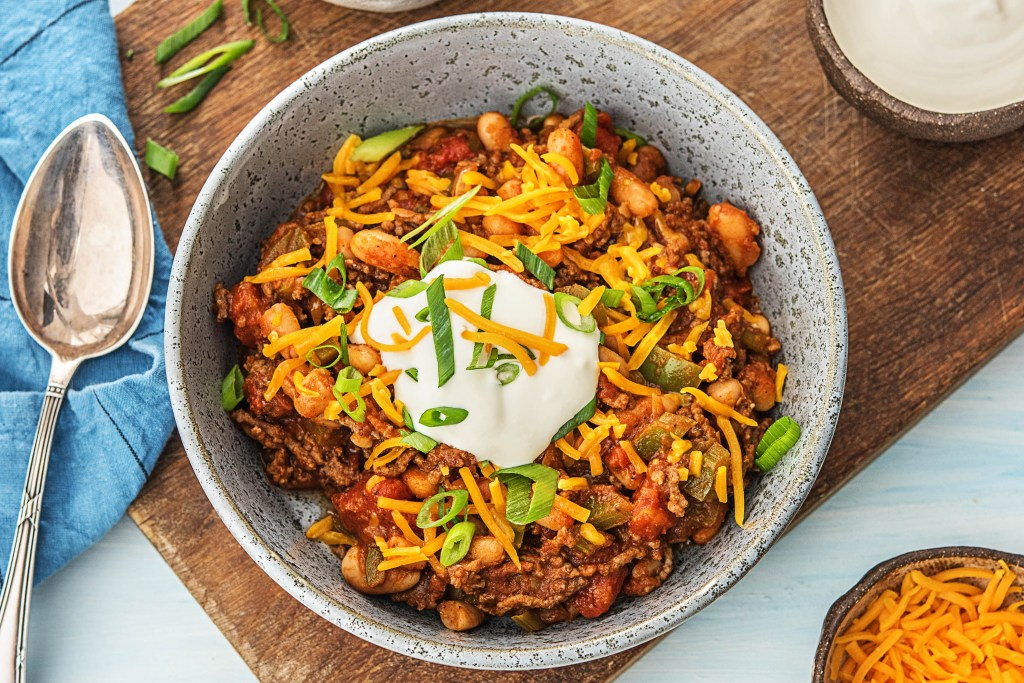 beef chili-recipe-HelloFresh