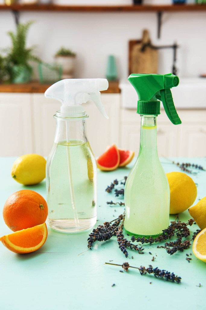 natural cleaning products-HelloFresh