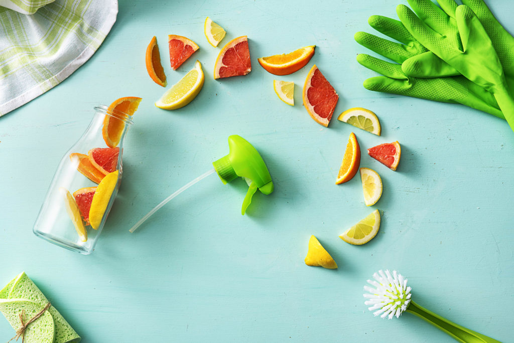 natural cleaning products-citrus-all-purpose-cleaner-HelloFresh
