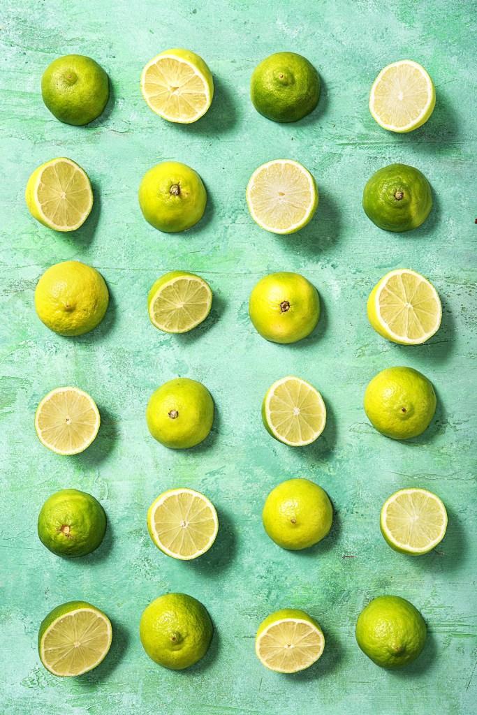 green fruits-limes-HelloFresh