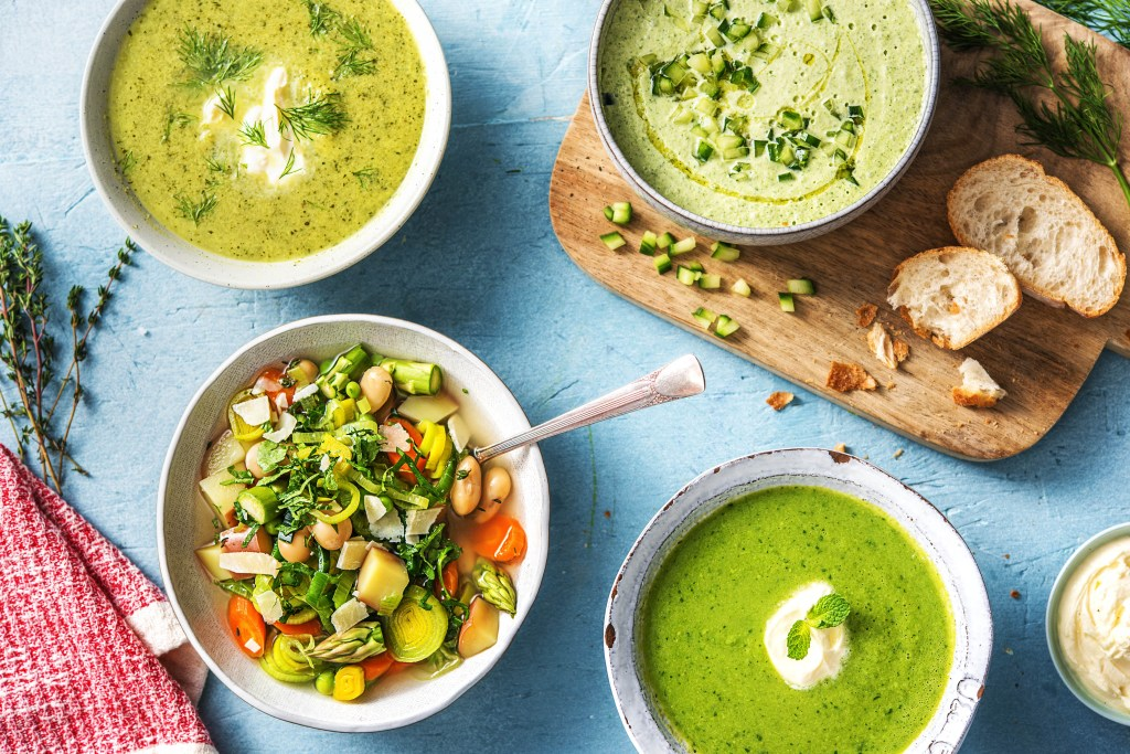 spring-summer soups-recipes-HelloFresh