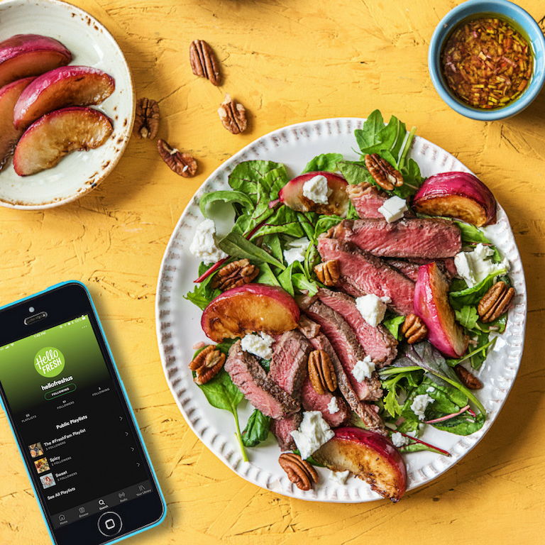 make cooking fun-cook-with-music-HelloFresh