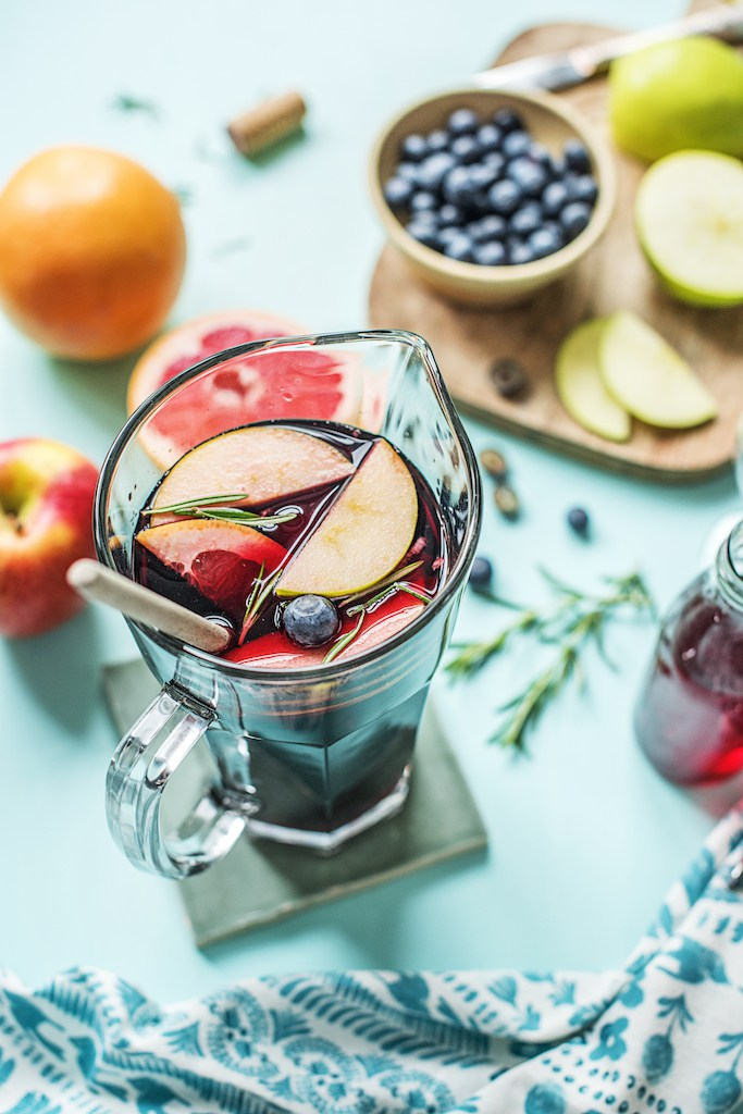 make cooking fun-cook-with-cocktail-wine-HelloFresh