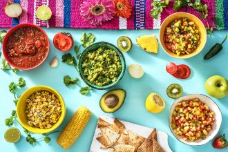 5 Homemade Salsa Recipes For Cinco de Mayo