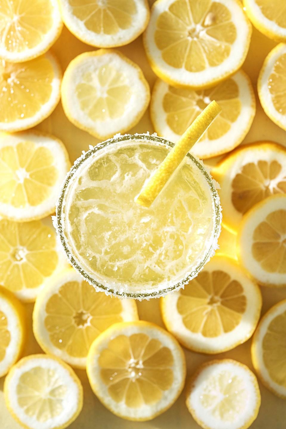 margarita recipes-honey-lemon-HelloFresh