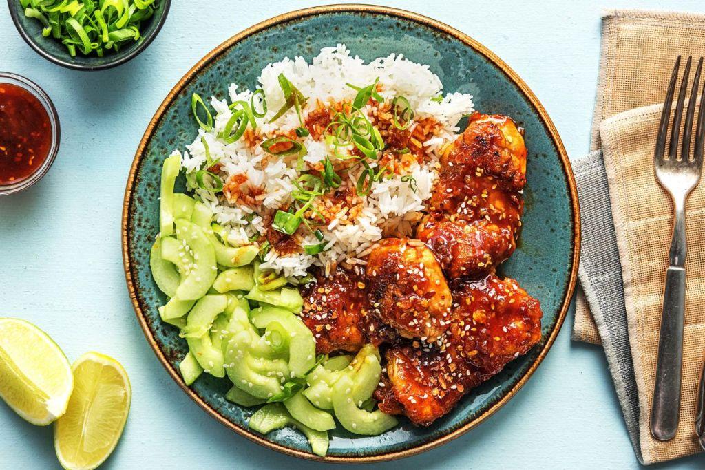 cooking chicken-guide-HelloFresh-korean-style-chicken-thighs