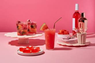 See Summer Differently With Rosé 3 Ways