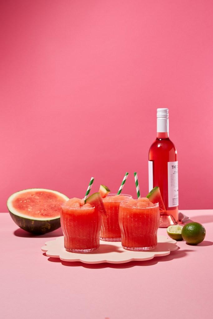 rosé-cocktails-HelloFresh-Wine-Club-watermelon-frozé