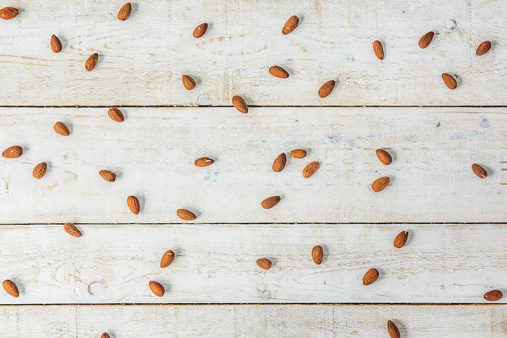 homemade almond milk-HelloFresh