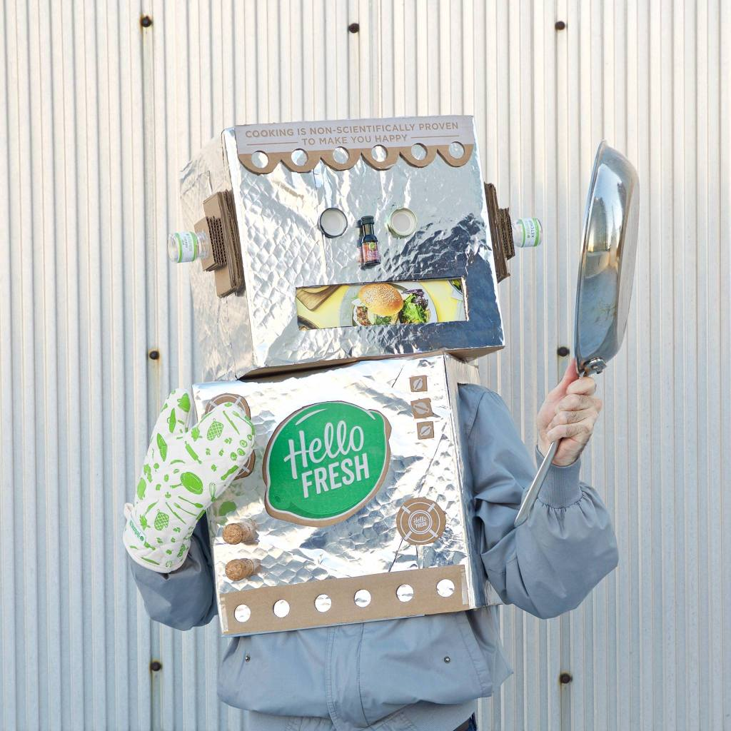 easy halloween costume-HelloFresh