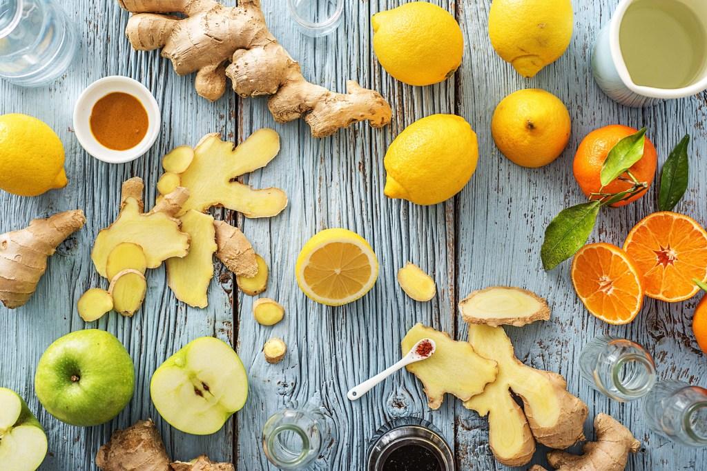 ginger shot-HelloFresh-recipe
