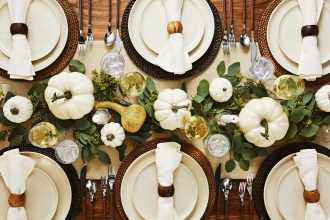 4 Table Setting Tips For Thanksgiving
