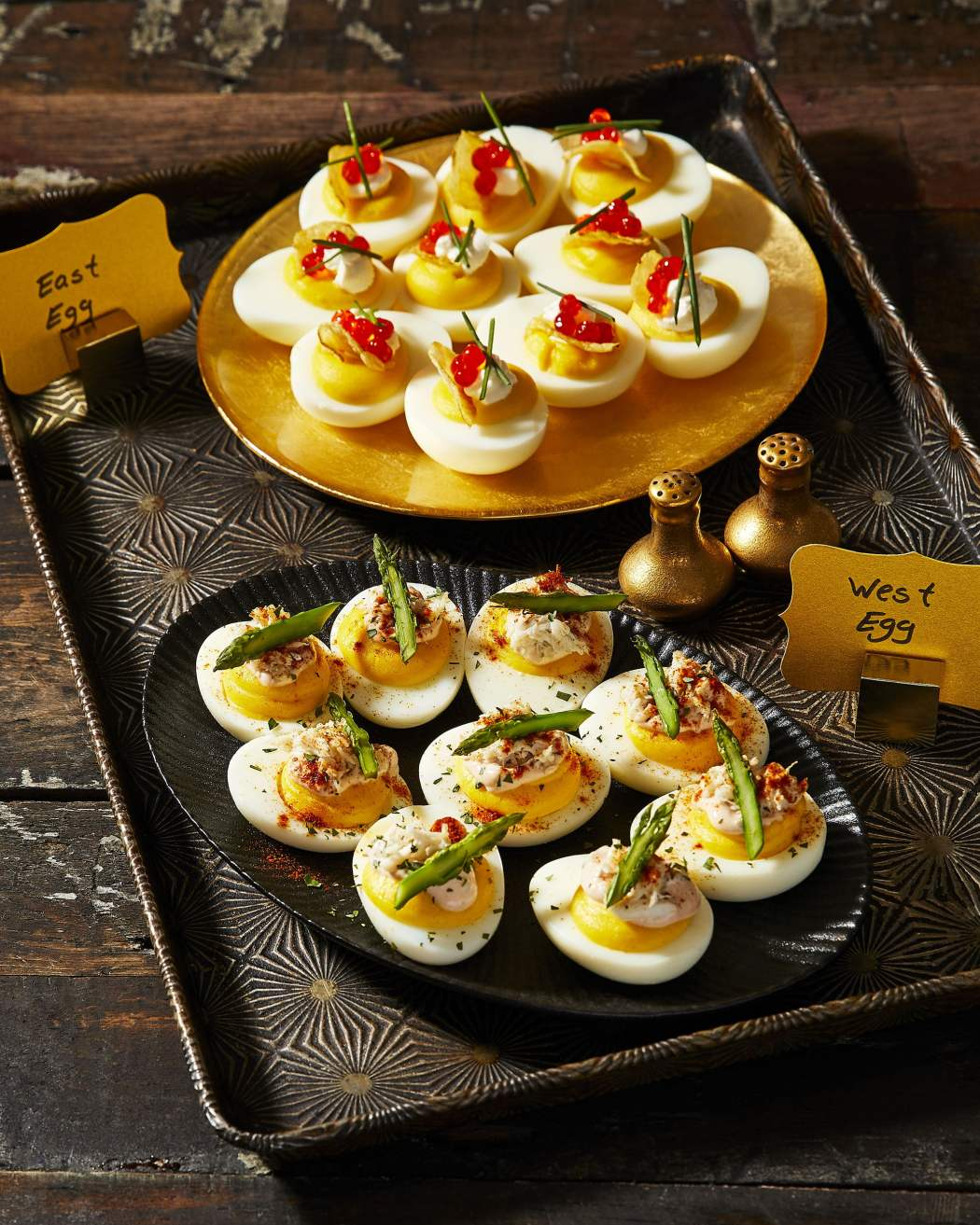 roaring 20s party eggs