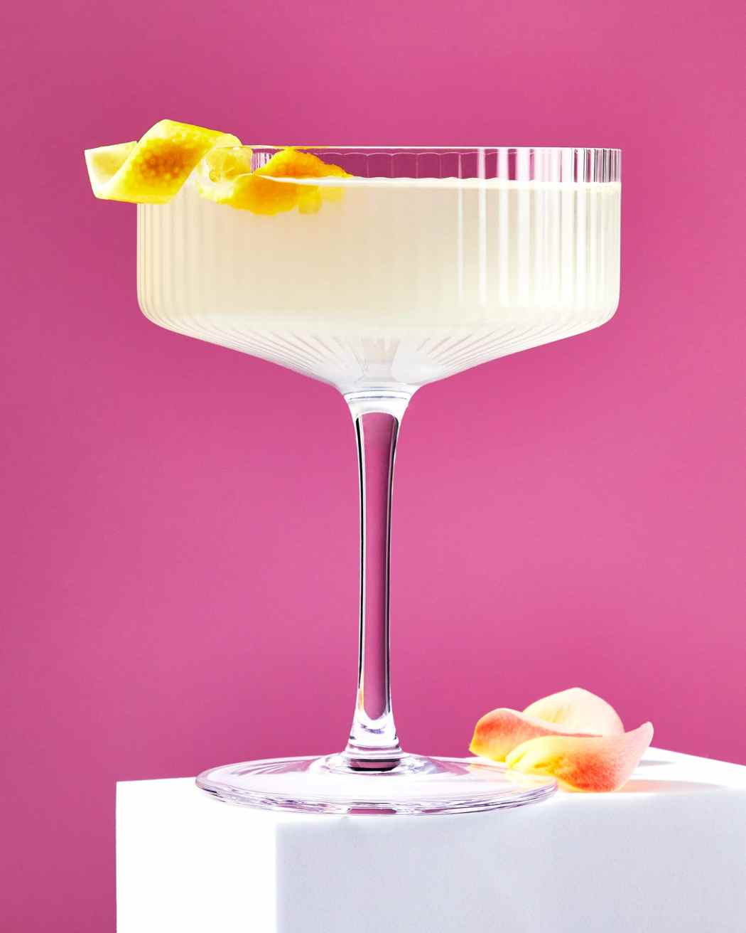 Sweet As Honey Romantic Cocktail